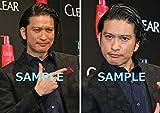 長瀬智也TOKIO CLEAR新CM発表会生写真