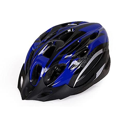 Qagazine Casco de bicicleta, ultraligero ajustable Ciclismo Casco Cómodo Transpirable Casco de Bicicleta para Adultos Protección Ciclismo