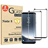 Galaxy Note 8 Screen Protector【2...