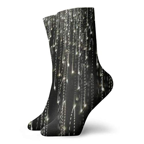 The Matrix Classics Kompressionssocken Sport Athletic 30 cm lang Crew Socken für Männer Frauen