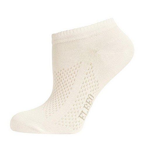 ELBEO Herren Sneaker Bamboo Breathable 5er Pack