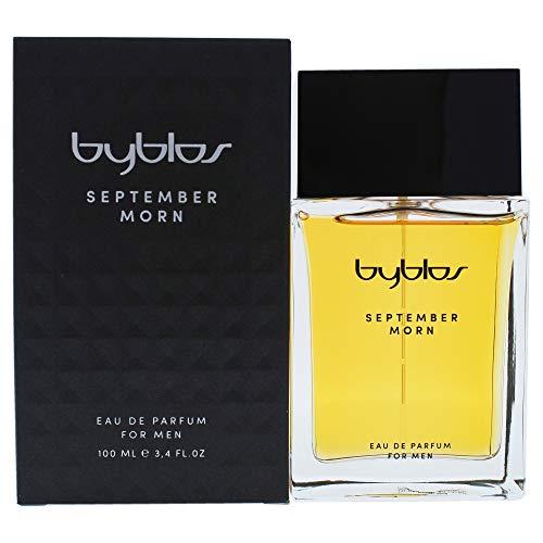 September Morn by Byblos Eau De Parfum Spray 3.4 oz / 100 ml (Men)