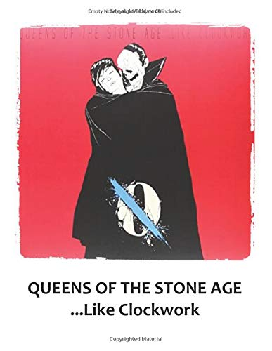 Queens Of The Stone Age ...Like Clockwork: Guitar Tab Notebook