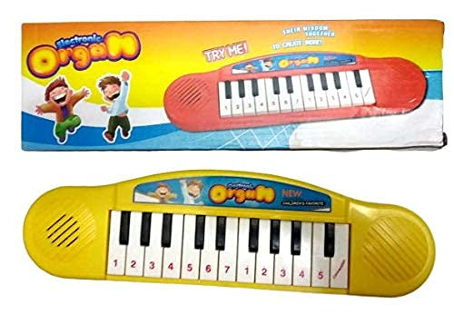 Vaani Traders Presents Try Me Electronic Organ Piano for Kids Age 3+
