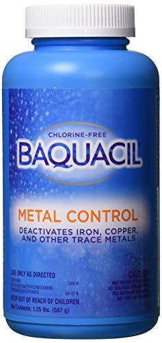 Baquacil Metal Control - 1.25 lbs.