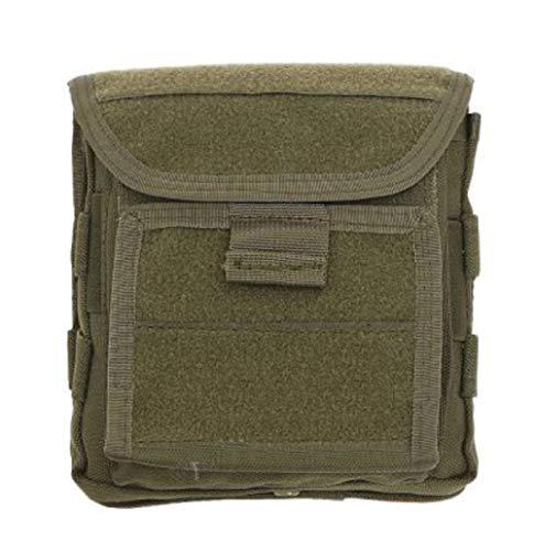 1000D Tactical Molle Admin Ammo Pouch Bolsa EDC compacta Licencia de Organizador...
