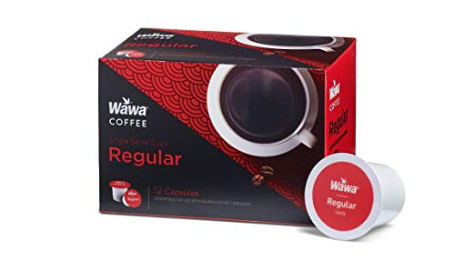 Wawa Coffee Single serve cups for Keurig K-Cup Brewers Original 12 K-CUP PACK,0.34 oz