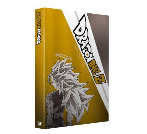 Coffret dragon ball z, vol. 13, Episodes 240 a 255