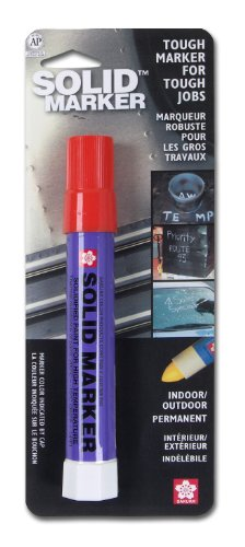 X Roja 5 piezas XSC#19 Sakura solid Pintura Marcador Para Marcado permanente