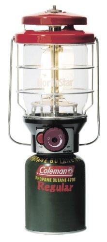コールマン(Coleman) ランタン ノーススター 2500 LPガス別売り 約1543ルーメン レッド 2000015521 【日本...