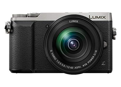 Panasonic Lumix Appareil Photo Hybride Compact DMC-GX80MEFS...