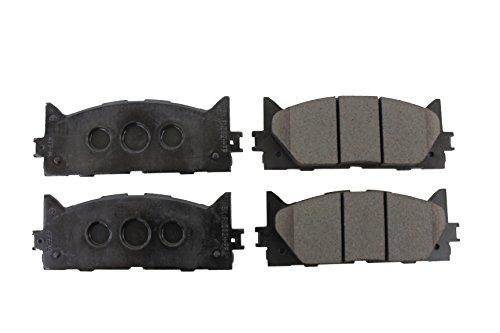 Toyota Genuine Parts 446506100 Front Brake Pad Set