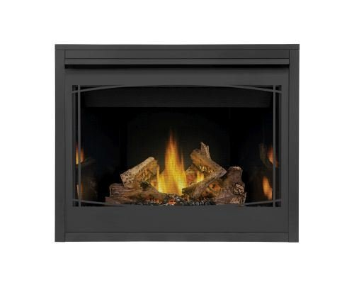 Best Deals! Napoleon B42 Ascent Elec. Fireplace w/Liner & Zen Front - NG