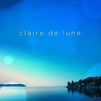 Claire De Lune for Piano (Suite Bergamasque No. 3)