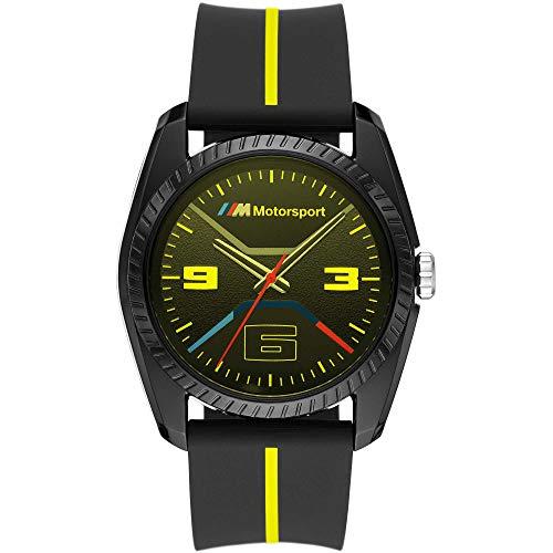 BMW Reloj HOMRE Motorsport Negro - Ref BMW1006