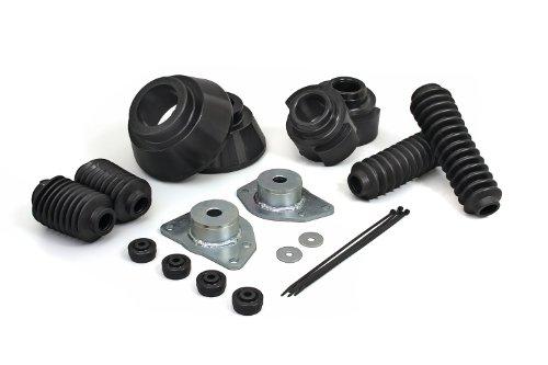 "Daystar, Jeep KJ Liberty 2.5"" Lift Kit, fits 2003 to 2007 2/4WD, NON Diesel, all transmissions, KJ09116BK, Made in America, Black"