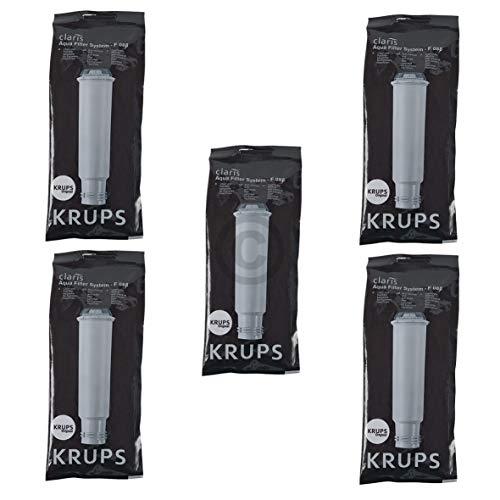 5 KRUPS Claris Filterpatrone F088