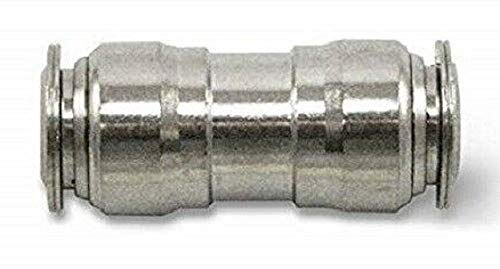 MB040 Straight 1/4' Fittings for Mosquito Misting System (10 Pack)