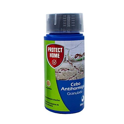 Antihormigas granulado, elimina las hormigas de forma definitiva, ideal para exteriores.