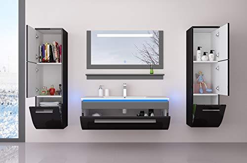 Badmöbel Set Badezimmermöbel Komplett kaufen  Bild 1*