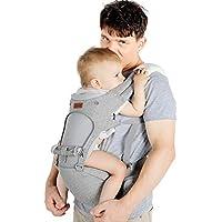 Lictin 6-in-1 Ergonomic Backpack Baby Carrier