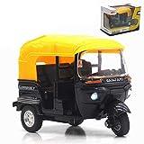 XDLH 1:14 Triciclo Indio de aleación/Pull Back Car-con luz + música/niños...