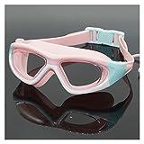 WUBBHIN Gafas de natación Gafas de natación de Verano Anti-Niebla UV...