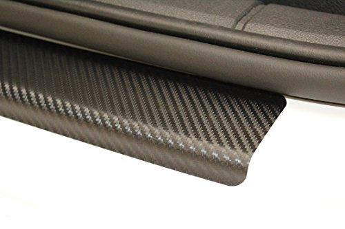 Einstiegsleisten Lackschutzfolie Schutzfolie 3D CARBON Folie Türeinstiege Einstiege 2068