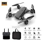 vogueyouth Mini droni K2 - Drone Portatile Ultraleggero con Fotocamera grandangolare, quadricottero...