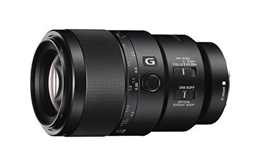 Sony FE 90 f/2.8 G | Obiettivo Macro a Focale Fissa, Full-Frame (SEL90M28G)