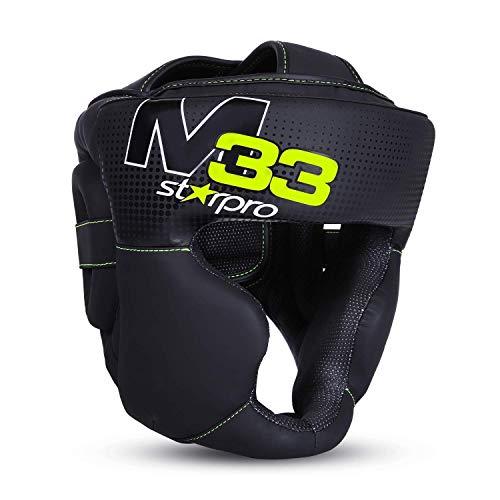 MMA Protección para la cabeza, boxeo, rejilla, muay thai, deportes de lucha, boxeo, kickboxing, sparring, protector de cabeza, boxeo tailandés, protección para la cabeza con alta amortiguación