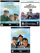Last of the Summer Wine (Series 1-6) - 10-DVD Set ( Last of the Summer Wine - Series One thru Six ) [ NON-USA FORMAT, PAL, Reg.2 Import - United Kingdom ]