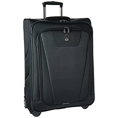 Travelpro Maxlite 4 Expandable Rollaboard 26 inch Suitcase, Black