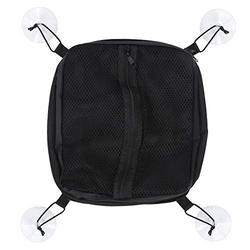 Alomejor SUP Deck Cooler Bag Deck Storage Bag Portable Suction Cup Zipper Nylon Fabric Thermal Insulated Ice Bag(Cooler Bag)