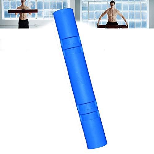 VULID Fitness Tube-Strength Training, Gym Lifting Músculo Vipr Tubo De Entrenamiento Puede Utilizarse como Ayuda para La Práctica del Yoga Adecuado para Entrenamiento De Flexibilidad