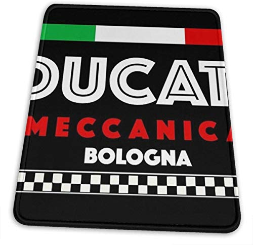 Ducati Meccanica Hemming The Mouse Pad 10 X 12 Inch Esports
