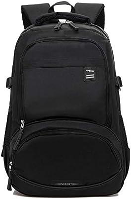 Men Multifunction Waterproof Business Leisure Travel School Bag Backpack Nylon Laptop Bags
