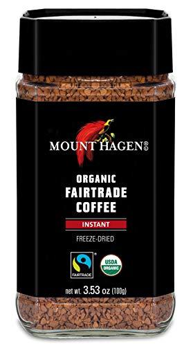 Mount Hagen Organic Instant Coffee