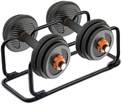 Salangae Dumbbell Cheap mail order sales Rack Stand Support Fitn online shop Gym