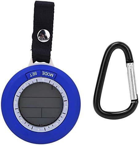 66g IPX4 waterdichte hoogtemeter led blauwe achtergrondverlichting intelligente barometer CR20321 voor buitenvissen bergbeklimmen