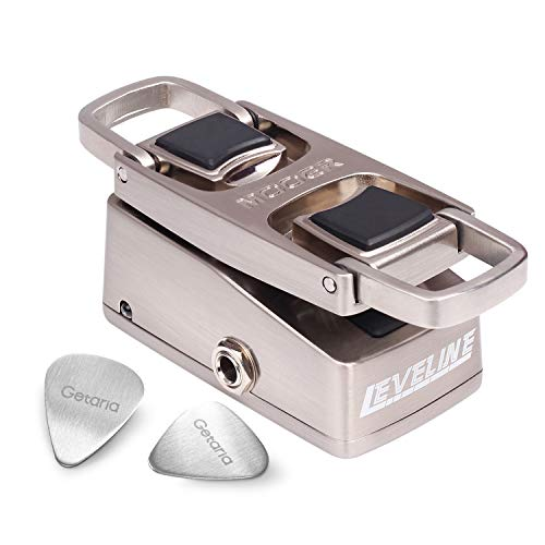 Mooer Audio The Wahter Wah Pedal Multi-Function Wah Effects Pedal WCW1 with 2 Getaria Guitar Picks