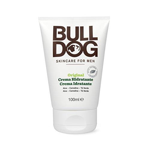 Bulldog Cuidado Facial para Hombres -  Crema Hidratante Original , 100 ml