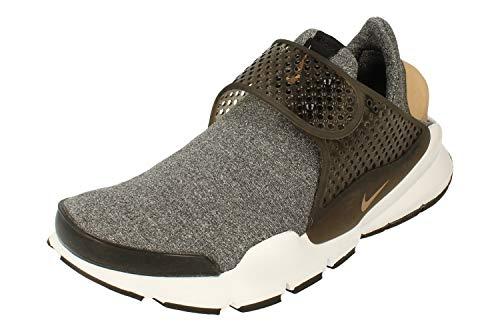Nike Damen 862412-001 Traillaufschuhe, Schwarz (Black/Vachetta Tan/Black/White), 43 EU