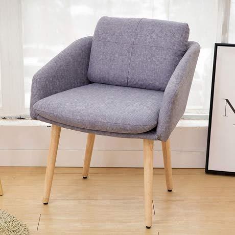 Decoración para el hogar, sillas de salón, muebles de madera maciza, silla de café, sofá, silla de comedor, sillones, silla fauteuil salón.