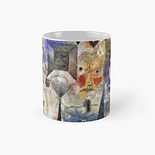 Paul Klee - Concentrierter Roman Classic Mug