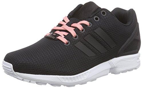 Adidas ZX Flux Sneakers, Schwarz(Core Black/Core Black/Still Breeze), 39 1/3 EU