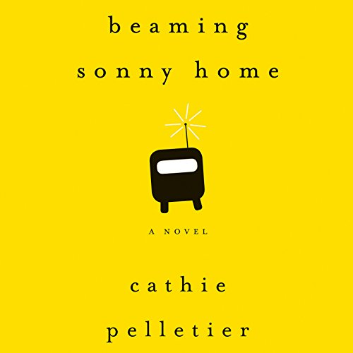 Beaming Sonny Home audiobook cover art