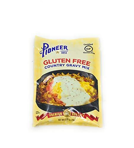 Pioneer Brand Gluten Free Country Gravy Mix, 2.75 oz