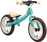 BIKESTAR Bicicleta sin Pedales para niños y niñas   Bici 12 Pulgadas...