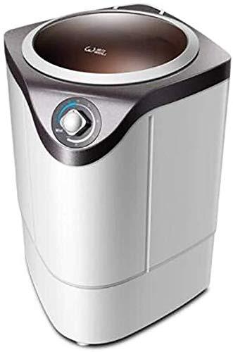 Lavadora Máquina portátil semi-automática de lavado, Mini compacto solo cilindro individual barril...
